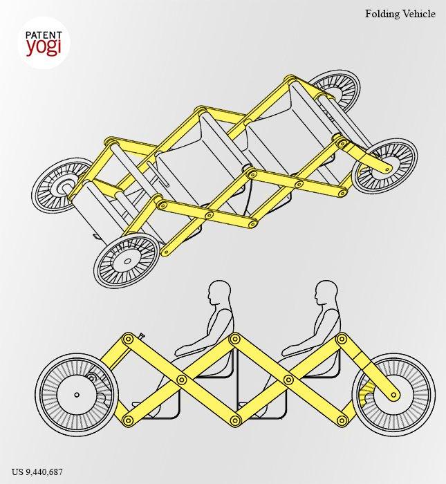 складной транспорт