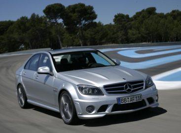 Mercedes С63 2008 года – за 1 300 000 рублей???