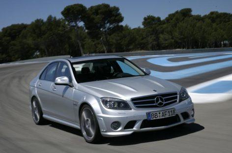 Mercedes С63 2008 года — за 1 300 000 рублей???