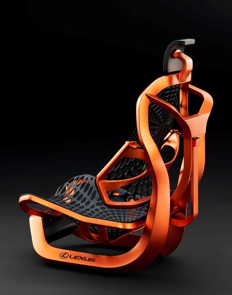 Кинетические сиденье Lexus