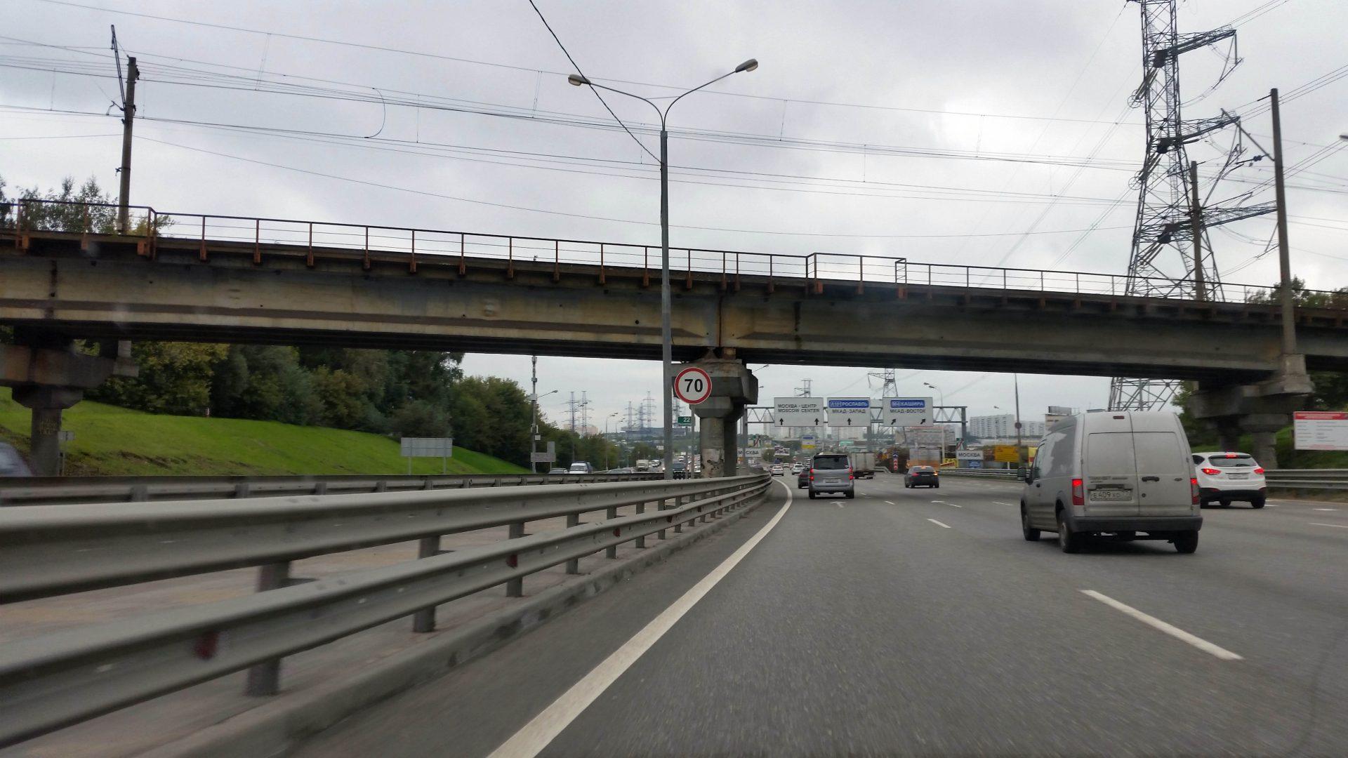 Ловушка на М2 дорожный знак ограничение скорости