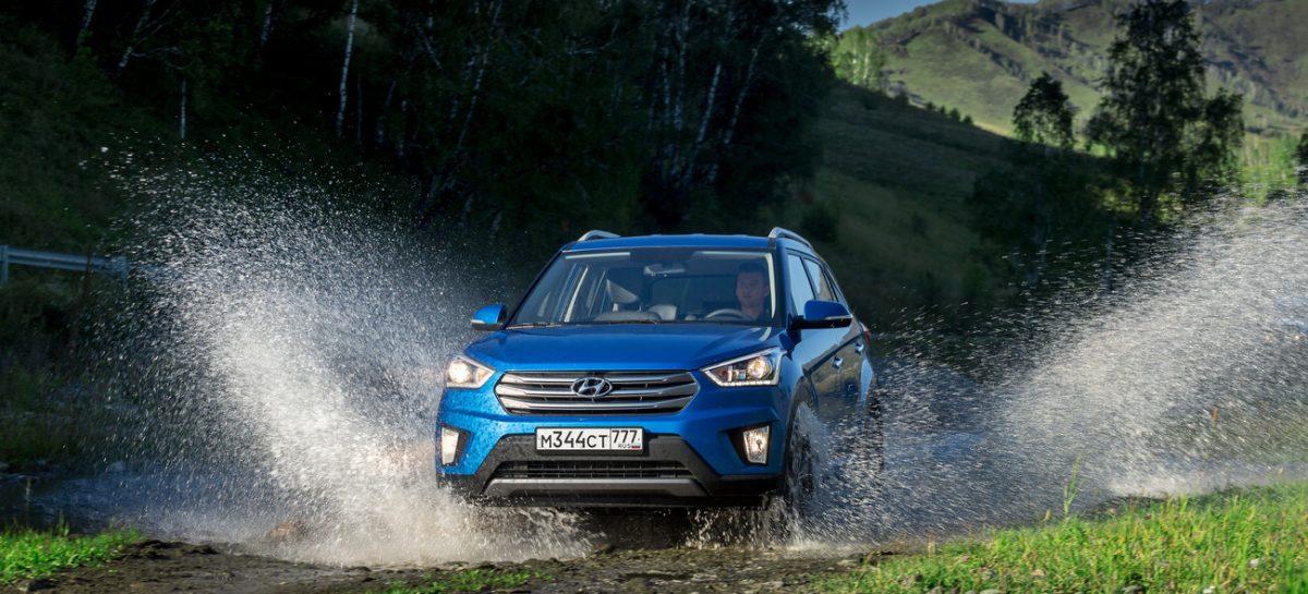 """Самый ожидаемый новичок и будущий """"убийца Duster"""" — Hyundai Creta"""