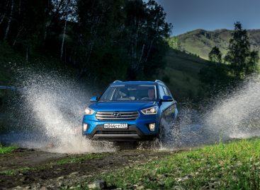 Самый ожидаемый новичок и будущий «убийца Duster» — Hyundai Creta