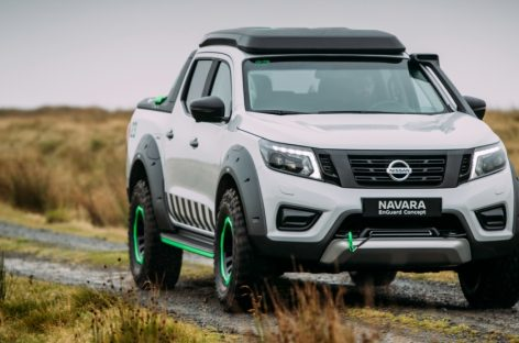 Пикап Nissan Navara превратили в машину для спасателей