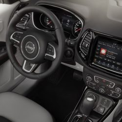 Рассекречен новый Jeep Compass