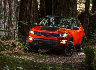 Новый Jeep Compass появится в России