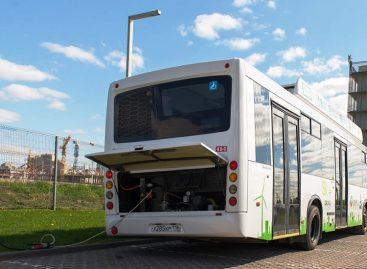 Электробусы «КАМАЗ» выйдут на улицы