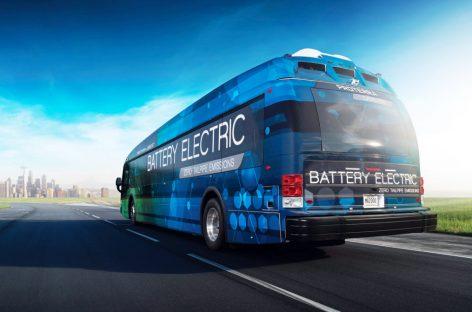 Новый электробус может проехать более 500 км на одной зарядке