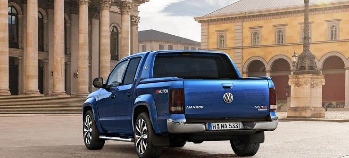 Сколько стоит Volkswagen Amarok?