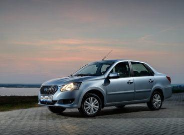 Datsun предложит россиянам on-DO с автоматической коробкой передач