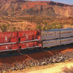 Двухэтажные грузовые поезда и самые длинные поезда в мире