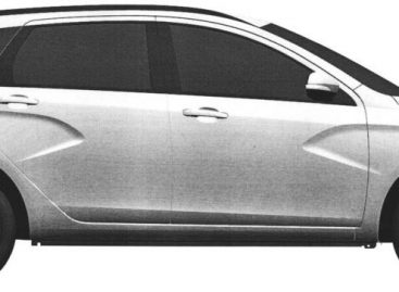 Какой будет Lada Vesta Cross?