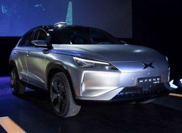 В Китае показали новый люксовый электрокар