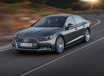 Новая Audi A5 Sportback выходит на рынок