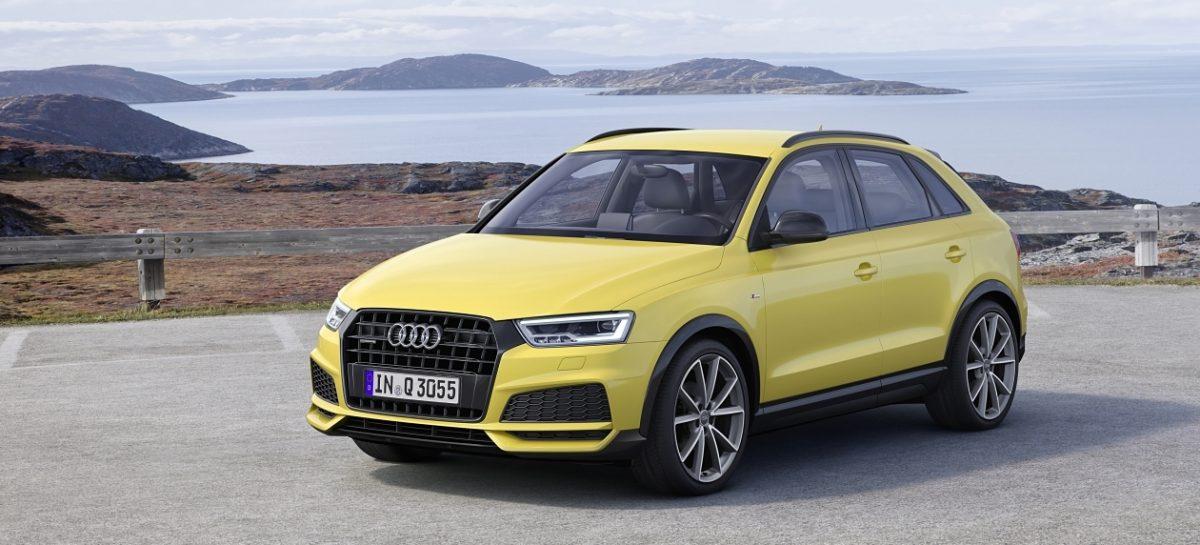 Сколько стоит обновленный кроссовер Audi Q3?