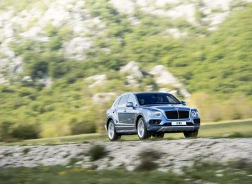 Первый отзыв внедорожника Bentley Bentayga затронет Россию