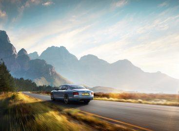 Bentley Motors объявляет о выходе нового Flying Spur W12 S