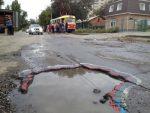 Прикол: Строительство и ремонт дорог в России и Украине