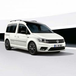 Новый Volkswagen Caddy покажут на выставке в Ганновере