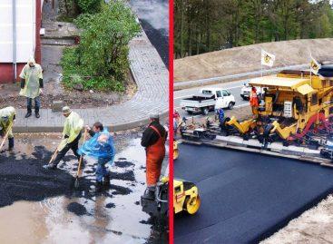 Современное строительство дорог. Россия и Германия
