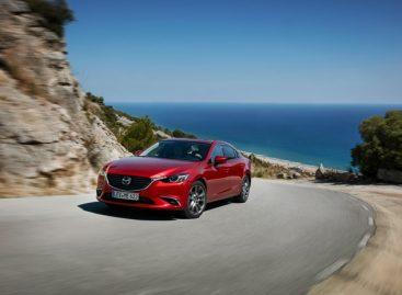 Известен старт продаж новой Mazda6