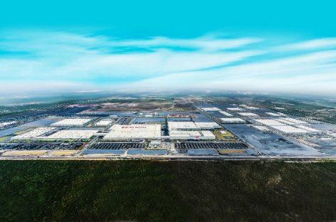 KIA Motors открыла новый завод