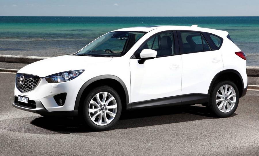 Mazda CX 2013