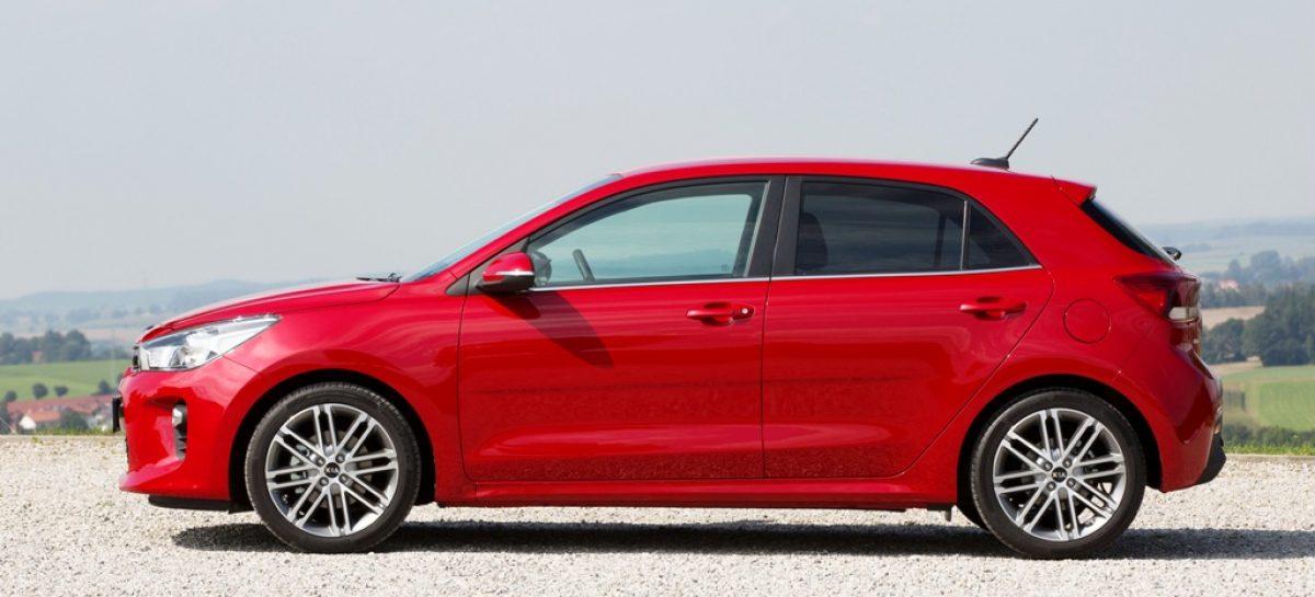 KIA Motors представила  четвёртое поколение KIA Rio