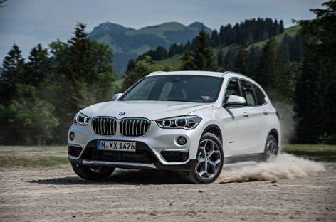 Розничные цены BMW X1