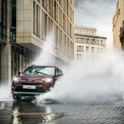 Toyota RAV4 получит новую навигационную систему