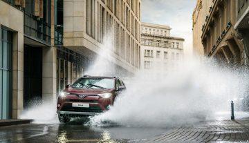 Стартовали продажи Toyota RAV4 серии Exclusive