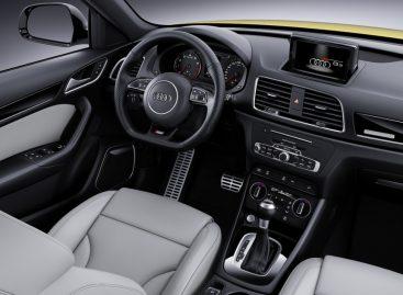 Audi представил обновленный кроссовер Q3