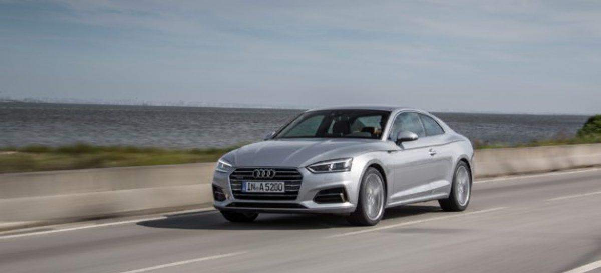 Известны цены на Audi A5 Coupé