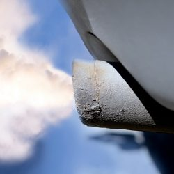 За прогрев мотора на стоянке в Австрии оштрафуют на 5 000 евро