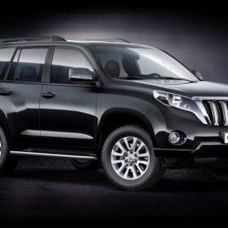 Toyota Land Cruiser Prado Style: цены известны