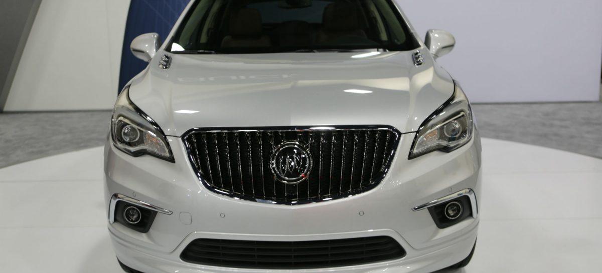 Buick показал будущий Opel Antara