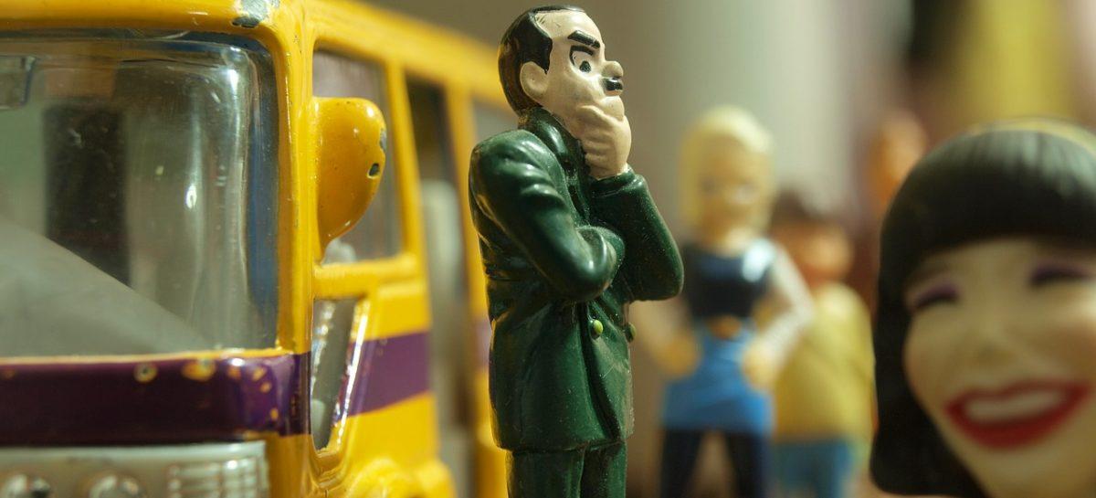 Микроавтобус для бизнеса