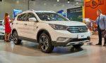 Dongfeng обещает привезти в Россию кроссовер AX7