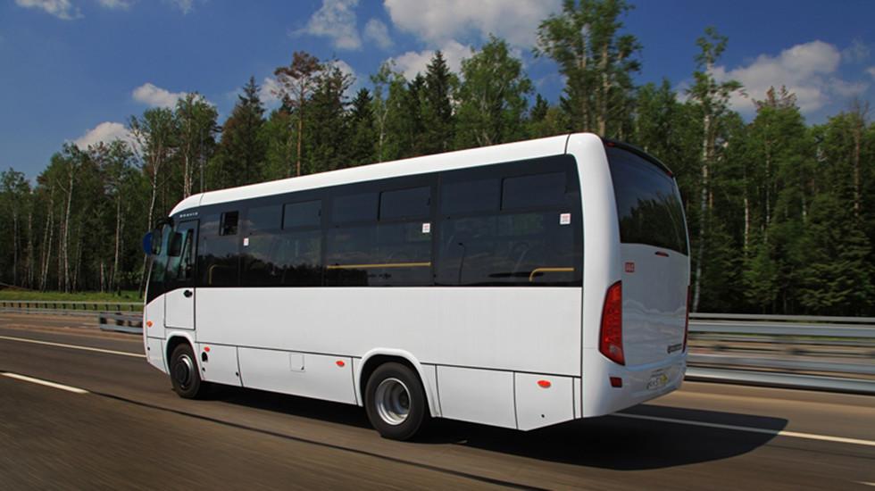 ВКемерове появятся новые автобусы наэлектроприводе