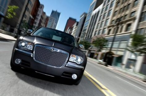 Чего ждать от американского Chrysler 300C?