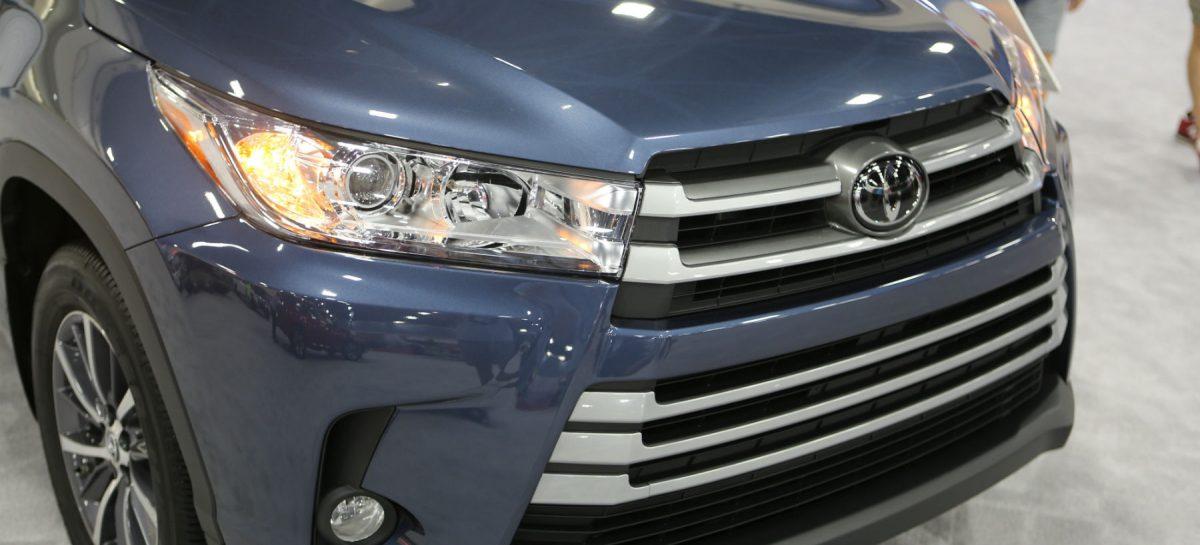 Toyota Highlander обновился назло всем