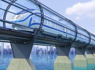 Первый Hyperloop может появиться в Финляндии