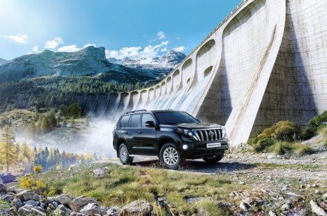 В России стартовали продажи Land Cruiser Prado Style