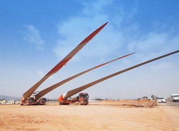 ТОП Негабарит: Транспортировка и монтаж крупнейших лопастей в мире. Ветряные турбины