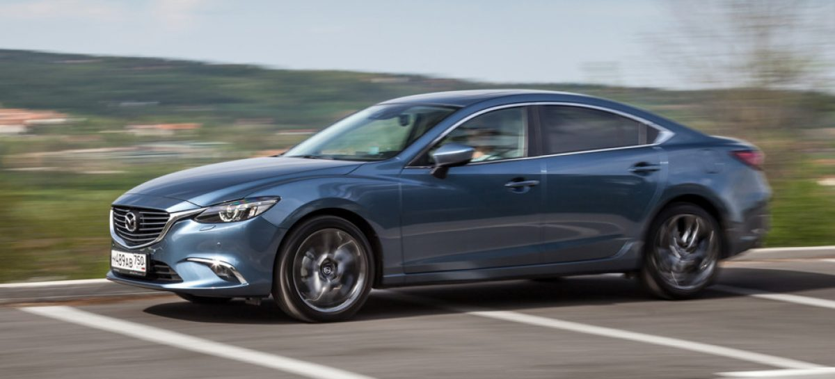 Mazda будет выпускать двигатели в России