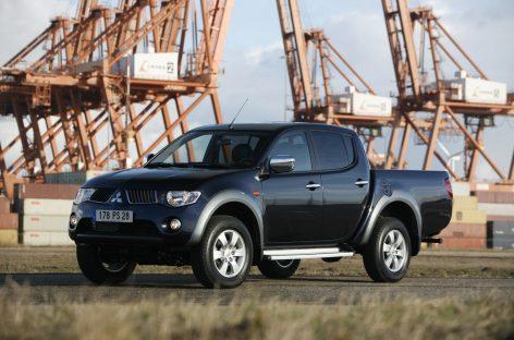 Mitsubishi отзывает 48 тысяч пикапов L200 в России