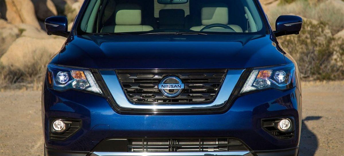 Nissan Pathfinder решил начать новую жизнь