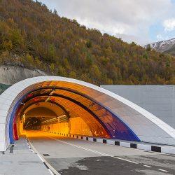 Мега стройка тоннелей и дорог за 2 дня