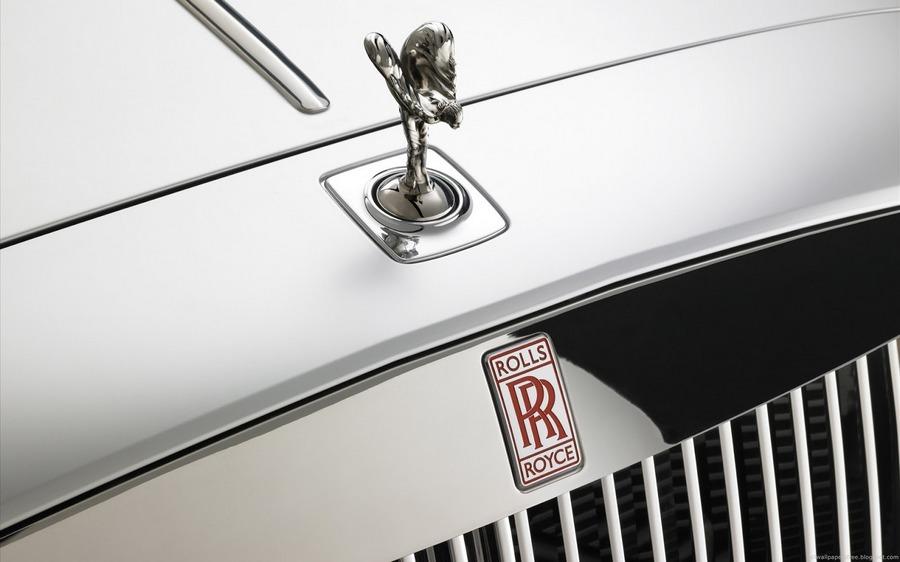 Rolls Royce Spirit of Ecstasy Дух Экстаза