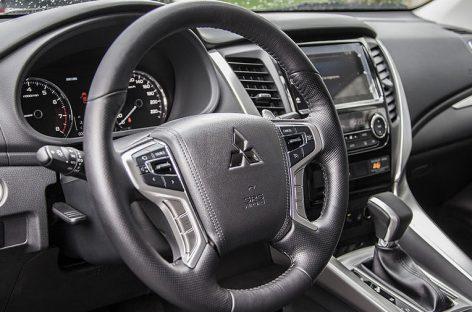 Mitsubishi обновит Pajero